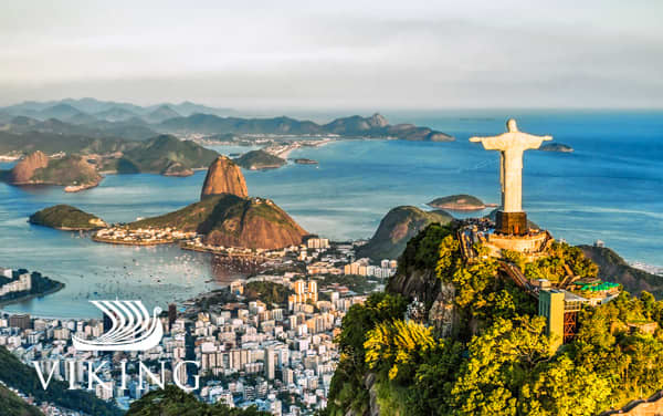 Viking Ocean South America cruises from $6,099*
