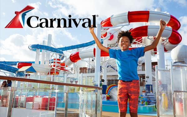 Carnival Family Cruising