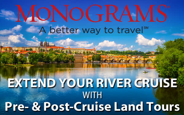 Add a Pre- or Post-Cruise Land Package in Europe