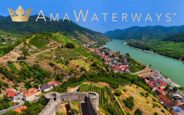 AmaWaterways Europe river cruises from $2,049*