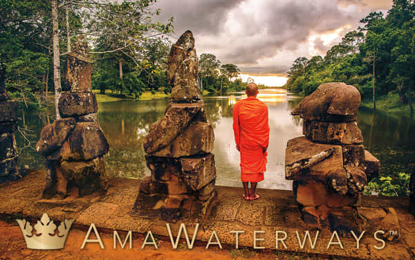 AmaWaterways Southeast Asia river cruises from $1,838*