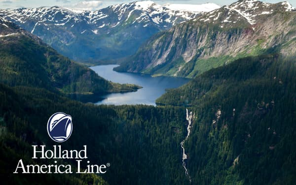 Holland America Alaska Cruise tours from $1,149*
