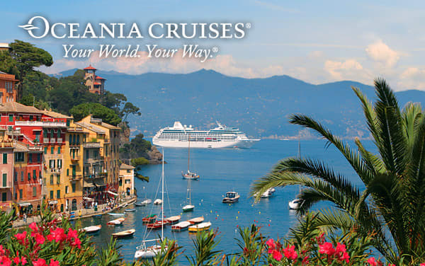 Oceania Cruises Transatlantic cruises from $1,799*