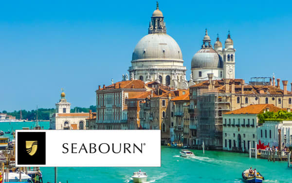 Seabourn Europe cruises from $7,999*
