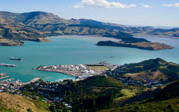 Lyttelton (Christchurch), New Zealand