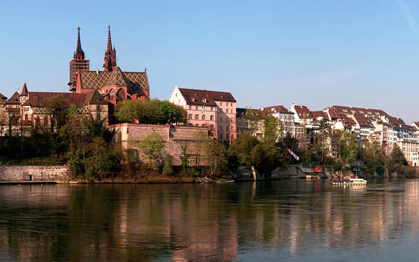 Avalon Waterways River Cruises-Basel, Switzerland