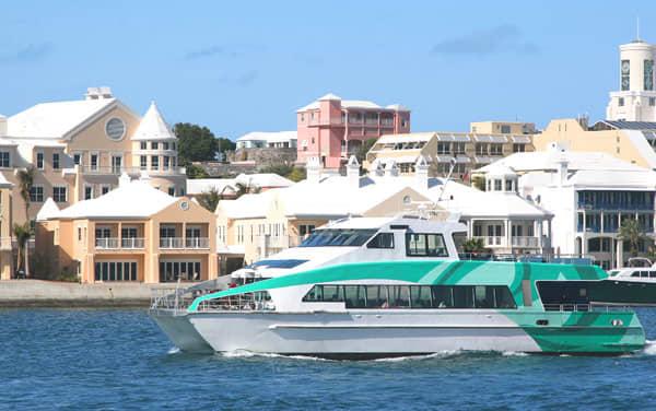 Silver Moon Hamilton, Bermuda Departure Port