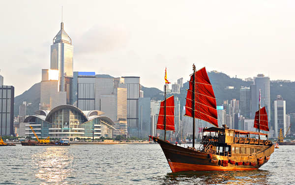 Windstar Cruises-Hong Kong, Hong Kong Sar, China