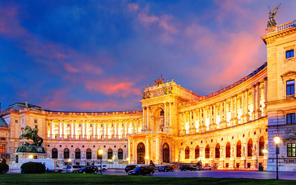 Avalon Waterways River Cruises-Vienna, Austria
