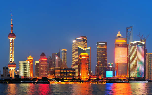 MSC Cruises-Shanghai, China