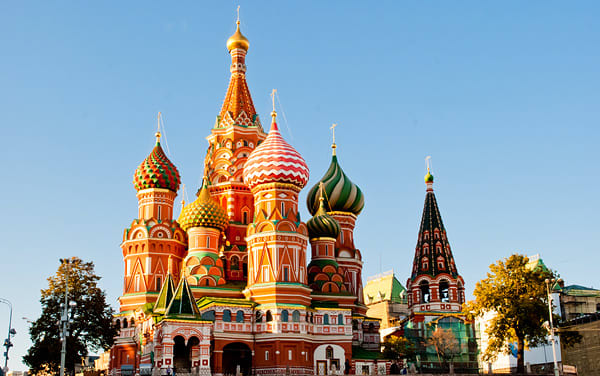 Viking River Cruises-Moscow, Russia
