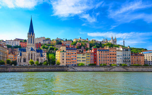 Avalon Waterways River Cruises-Lyon, France
