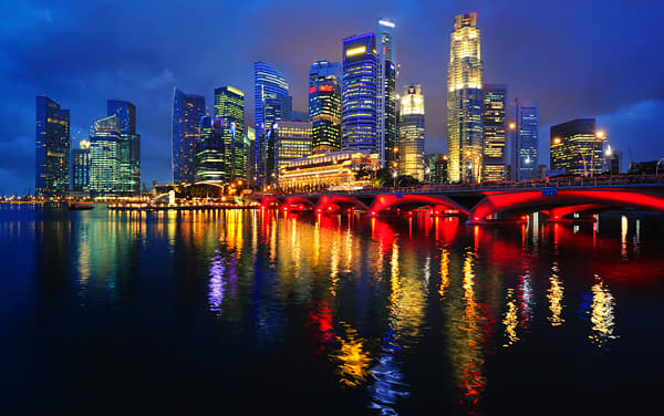 Viking Ocean Cruises-Singapore, Singapore
