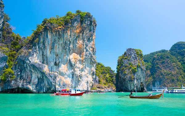 Silversea Cruises-Phuket, Thailand