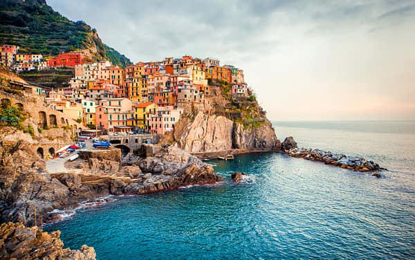 Msc Fantasia La Spezia (Cinque Terre), Italy Departure Port