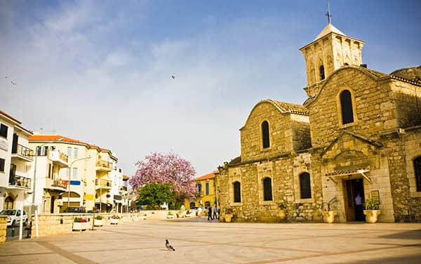 Crystal Ocean Cruises-Larnaca, Cyprus