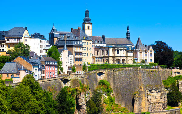 Avalon Waterways River Cruises-Remich, Luxembourg