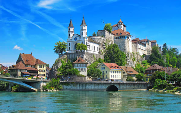 Uniworld River Cruises-Zurich, Switzerland