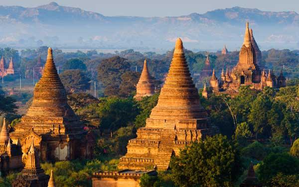Oceania Cruises-Yangon (Rangoon), Myanmar