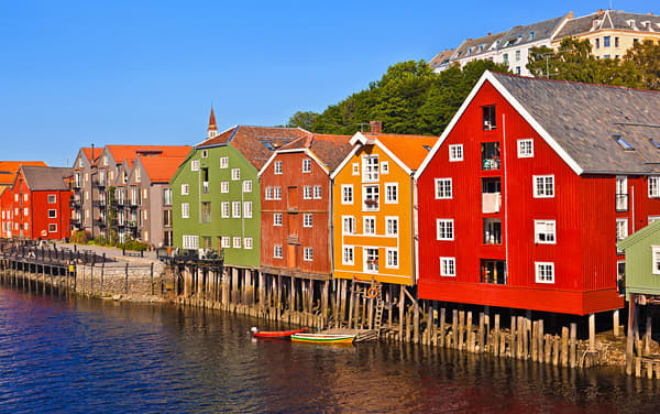 Viking Ocean Cruises-Bergen, Norway
