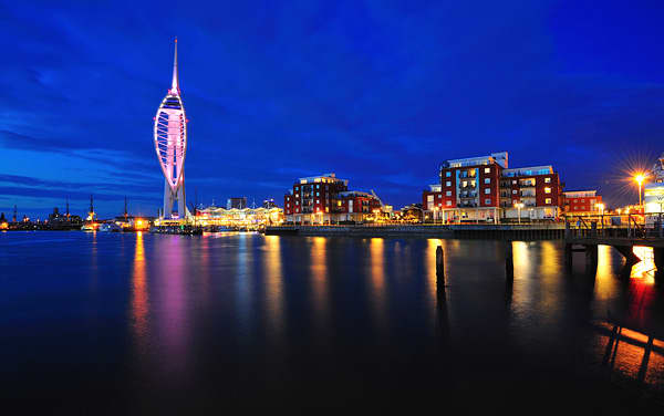 Sirena Portsmouth, England Departure Port