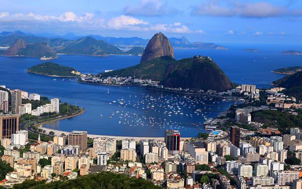 Marina Rio De Janeiro, Brazil Departure Port