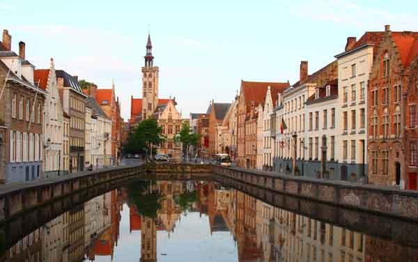 Zeebrugge (Bruges), Belgium