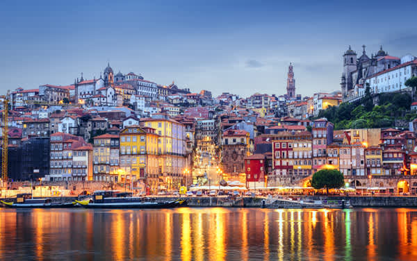 Uniworld River Cruises-Porto (Oporto), Portugal