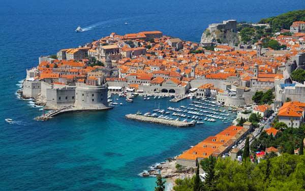 Crystal Ocean Cruises-Dubrovnik, Croatia