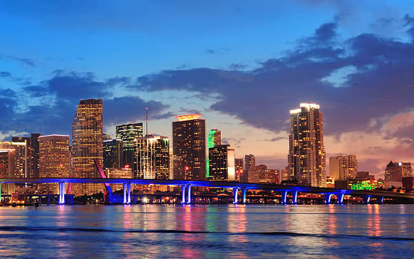 Viking Ocean Cruises-Miami, Florida