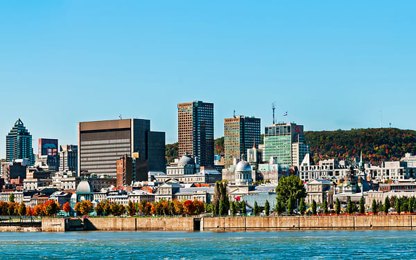 Windstar Cruises-Montreal, Quebec