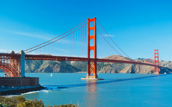MSC Cruises-San Francisco, California