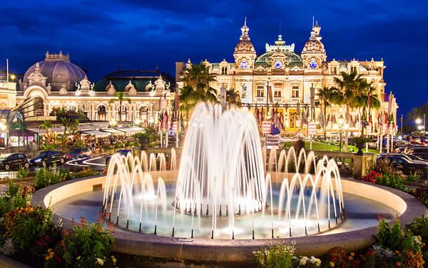 Marina Monte Carlo, Monaco Departure Port