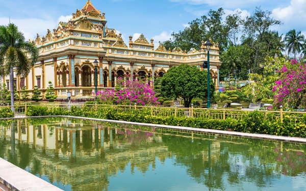 AmaWaterways-My Tho, Vietnam