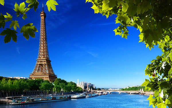 Avalon Waterways River Cruises-Paris, France