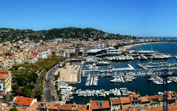 MSC Cruises-Cannes, France