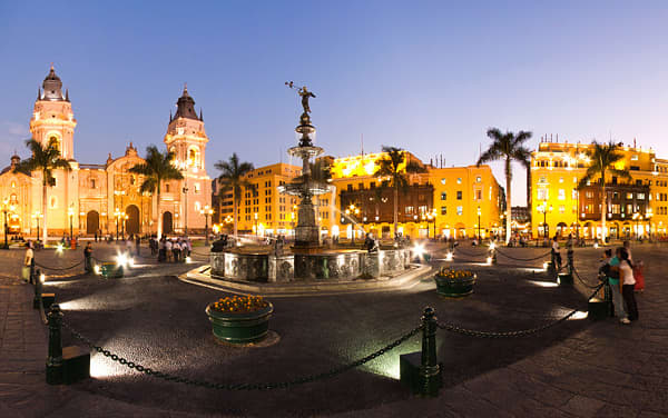 Avalon Waterways River Cruises-Lima, Peru