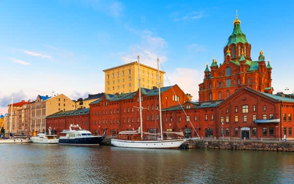Silver Wind Helsinki, Finland Departure Port