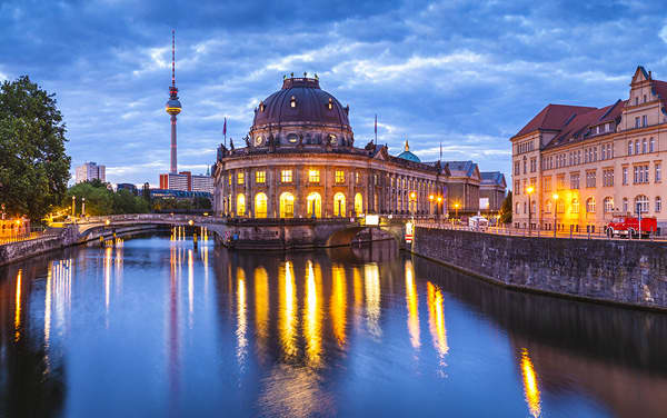Avalon Waterways River Cruises-Berlin, Germany