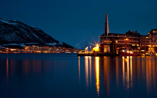 Silver Cloud Expedition Tromso, Norway Departure Port