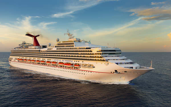 Carnival Cruise Line-Carnival Sunrise