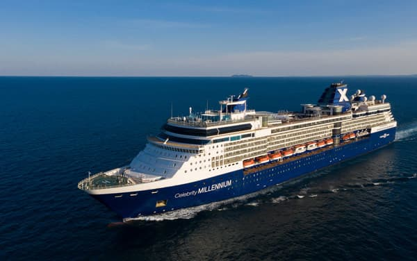 Celebrity Cruises-Celebrity Millennium