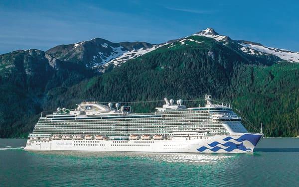 Princess Cruises-Discovery Princess