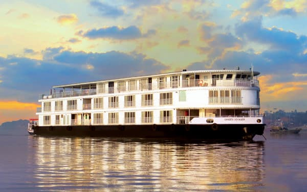 Avalon Waterways River Cruises-Ganges Voyager