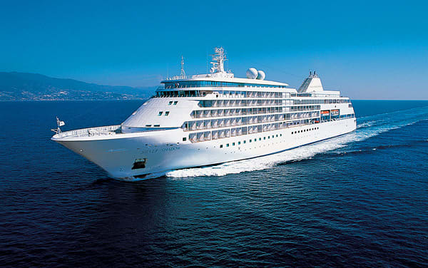 Silversea Cruises-Silver Shadow