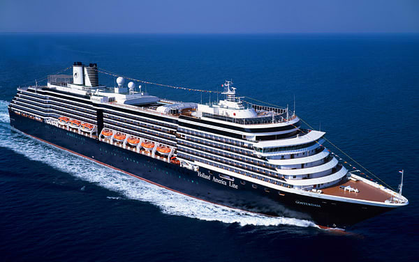 Holland America Line-Oosterdam