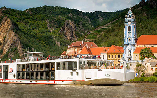 Viking River Cruises-Viking Baldur