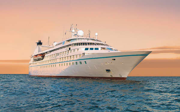 Windstar Cruises-Star Pride