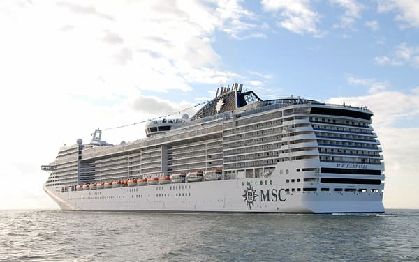 MSC Cruises-Msc Fantasia