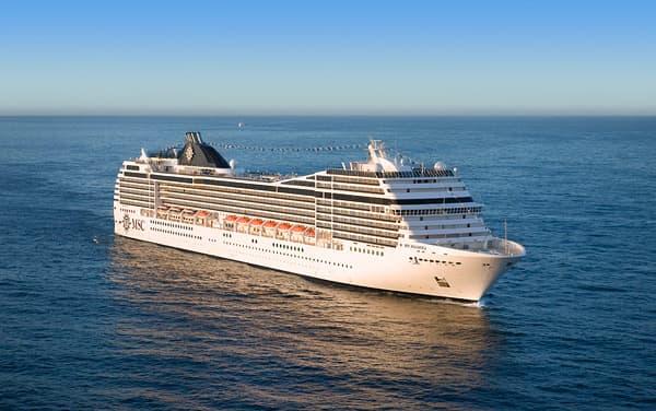 MSC Cruises-Msc Magnifica